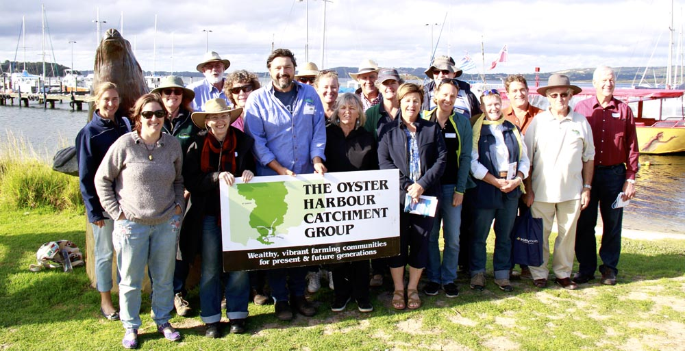 25 years caring for the Oyster Harbour catchment