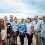 Lower Blackwood Landcare and department staff